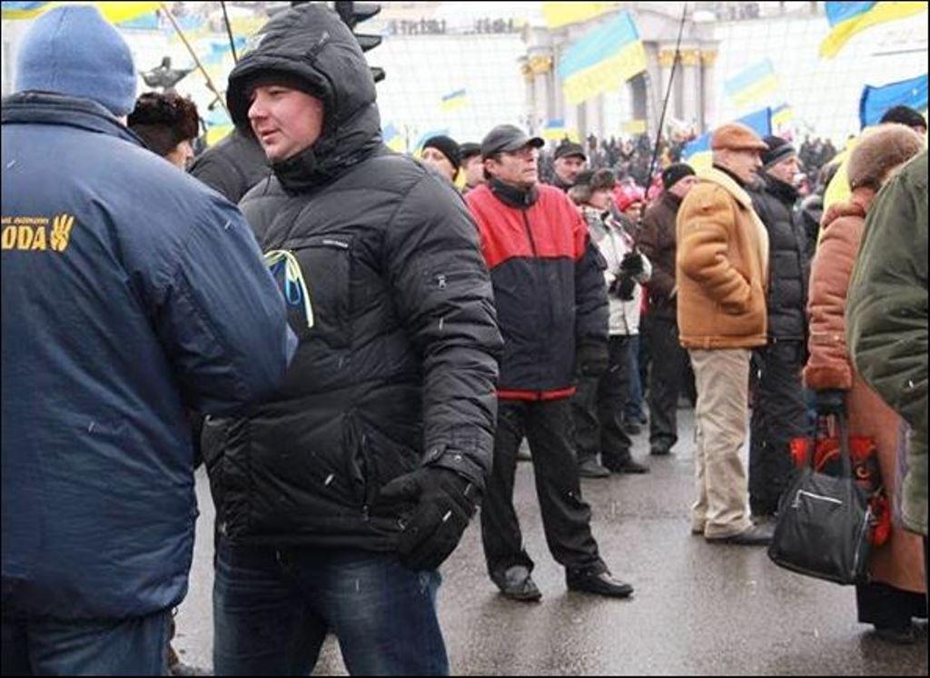 Люди Украины восстали и поставили ультиматум, при невыполнении — война: Начало 6 марта в 15 часов 30 минут