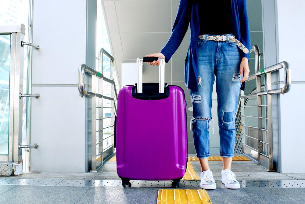 Как не потерять чемодан в аэропорту