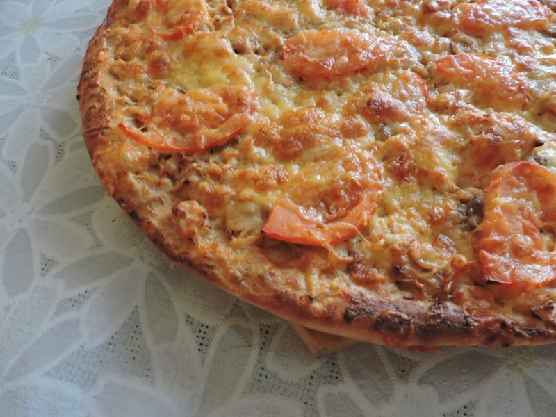 Пицца-жульен: простое, вкусное и сытное блюдо для всей семьи