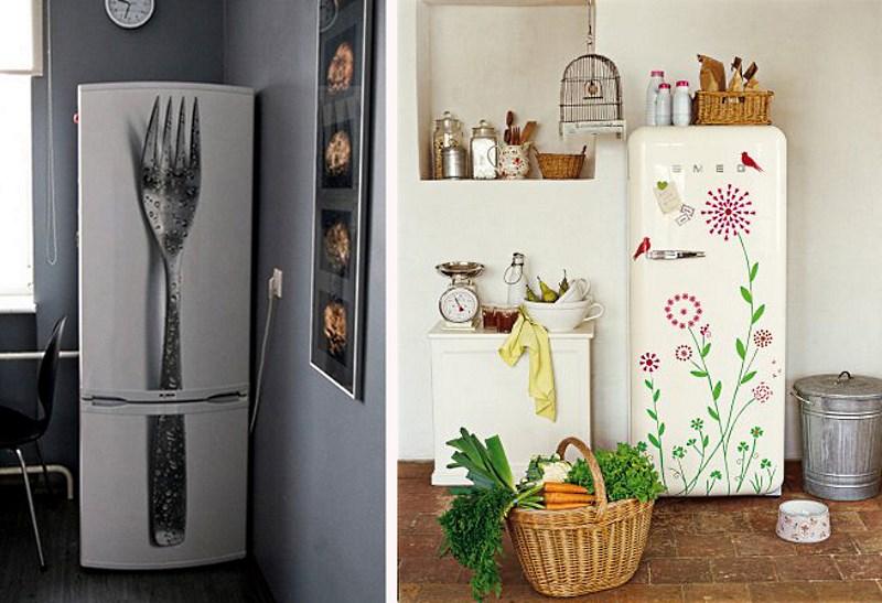 креативные холодильники. фото