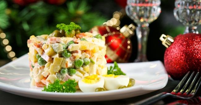 8ностальгических блюд для новогоднего стола
