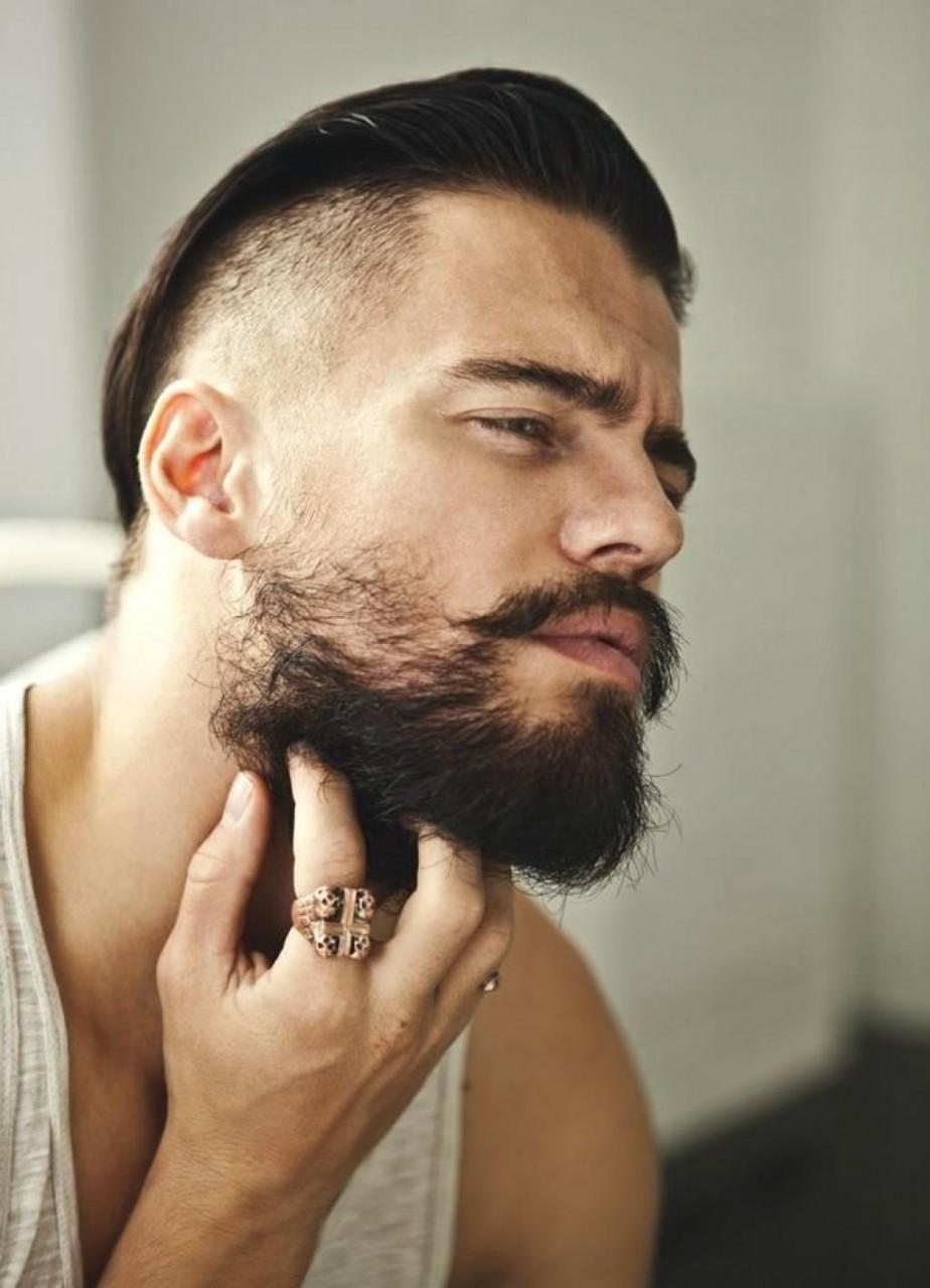 Как сделать мужчине прическу чтобы она была в форме