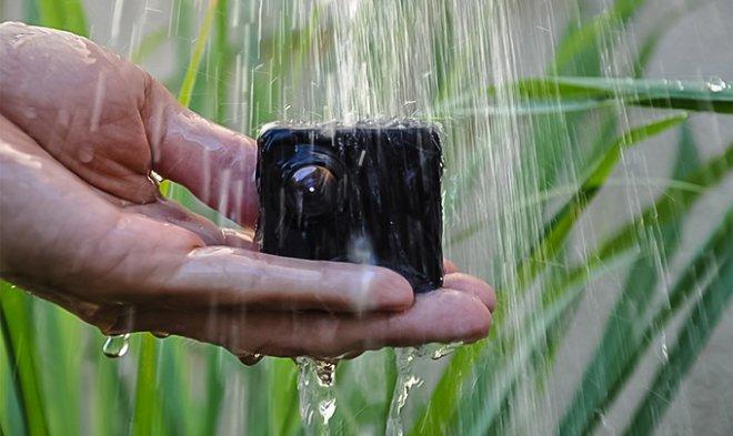 CAMEO360 – самая маленькая 360-градусная 4K-камера в мире