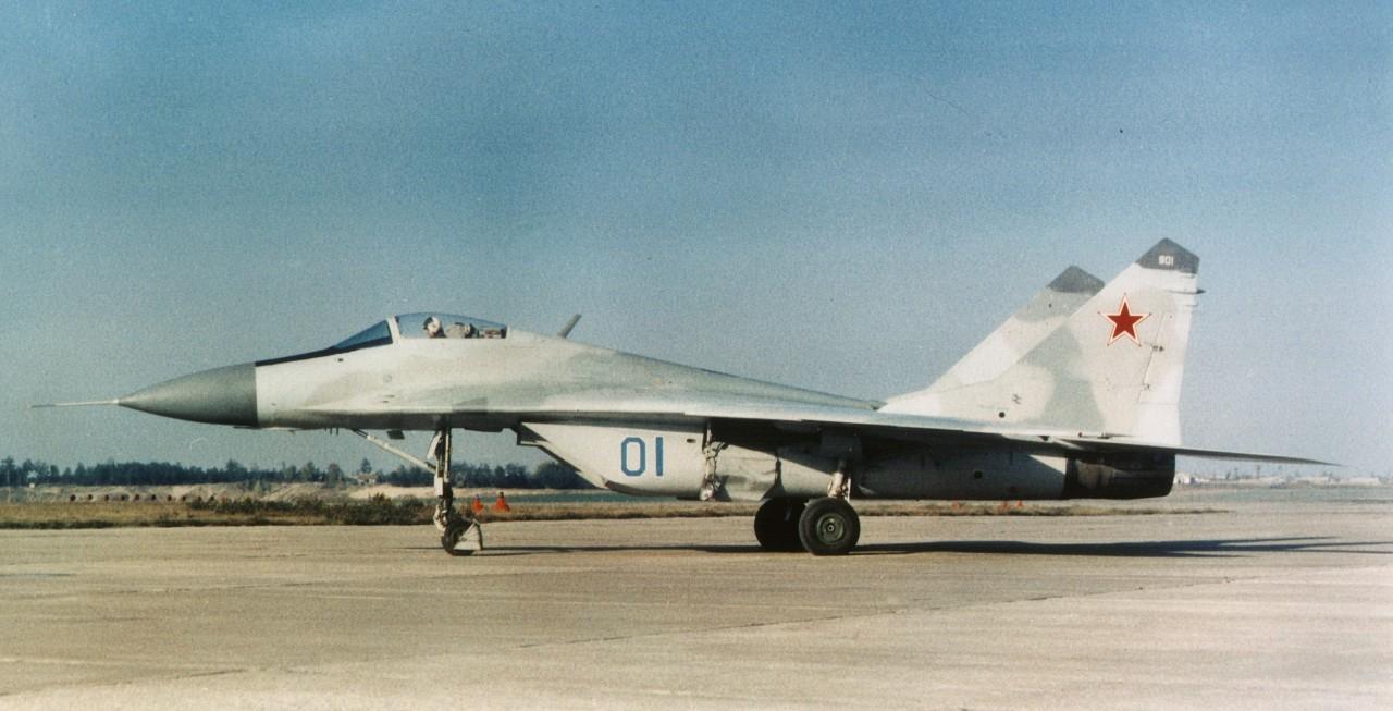 МиГ-29. Сорок лет в небе: полёт нормальный!