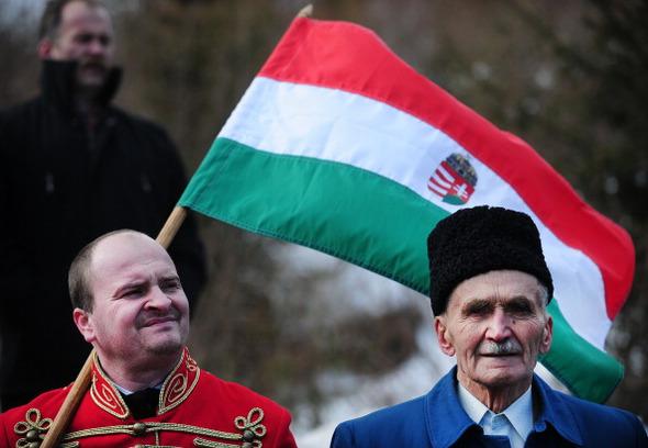 Венгрия выступила в защиту русских