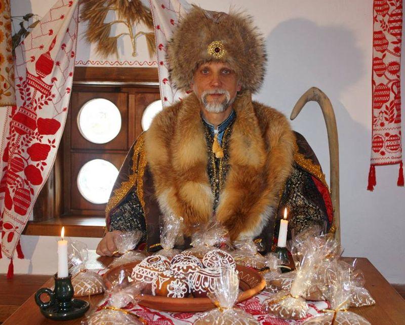 Новый украинский Дед Мороз