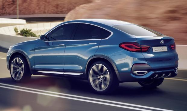 Новая модель BMW: немецкий автопроизводитель представил обновленный X4