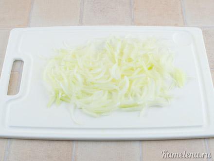 Запеканка из кабачков и плавленого сыра — 2 шаг