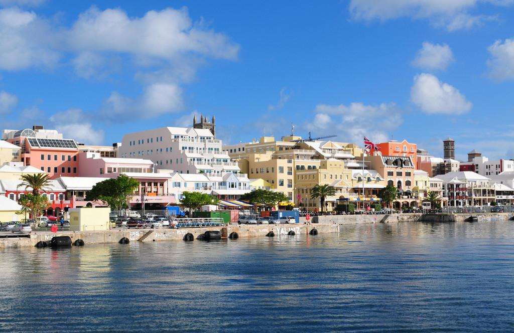 7. Бермудские острова в мире, налог, страна