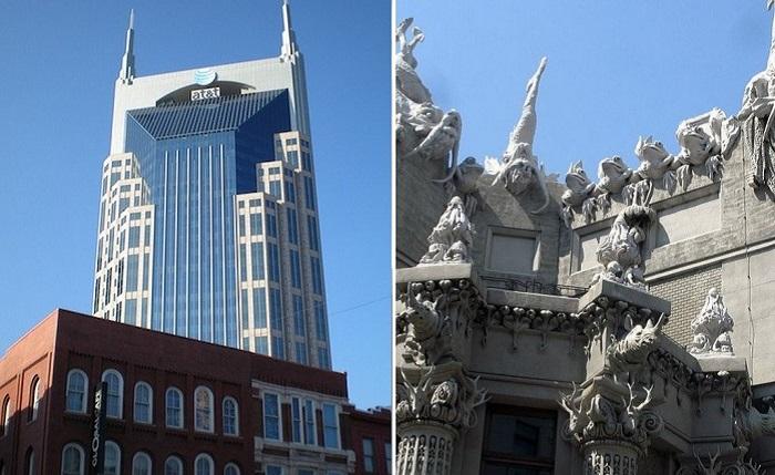 15 устрашающих зданий со всего мира, которые вполне могли бы стать обителью зла