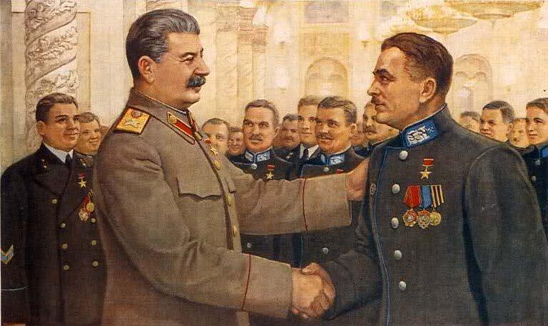 Анонимка в редакцию журнала «Коммунист»