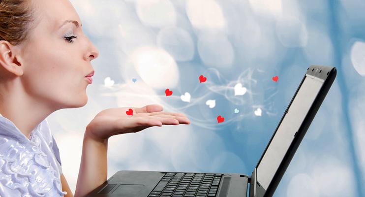 Виртуальный флирт – свидетельство проблем?
