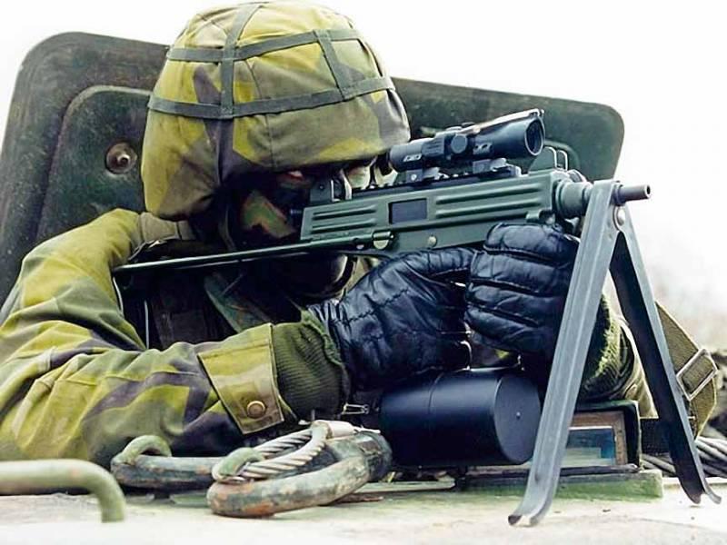 Пистолеты-пулемёты эпохи перемен и патроны для них