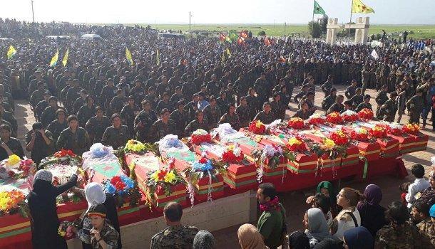 Война в Сирийском Курдистане, — Colonel Cassad