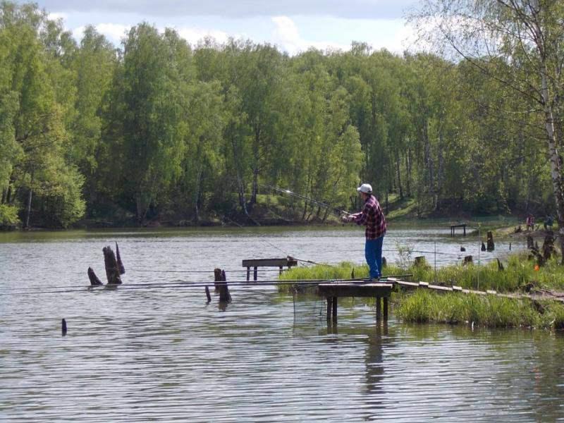 рыбалка в подмосковье районе