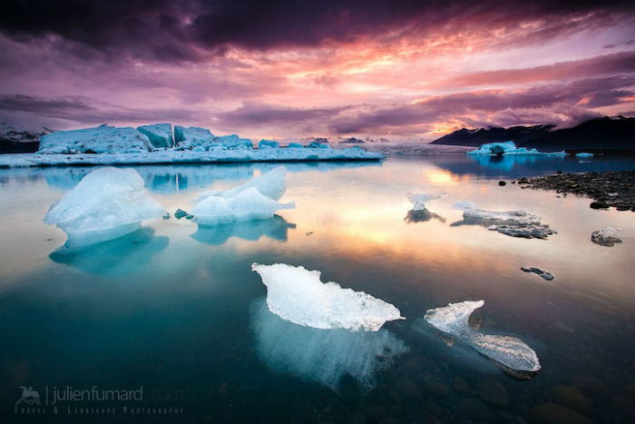 Потрясающая Исландия в фотографиях