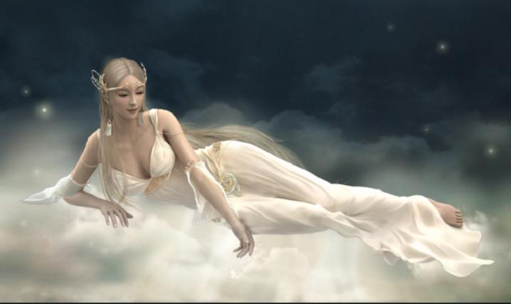 Как бог создавал женщину