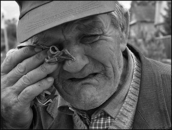Старик о жизни