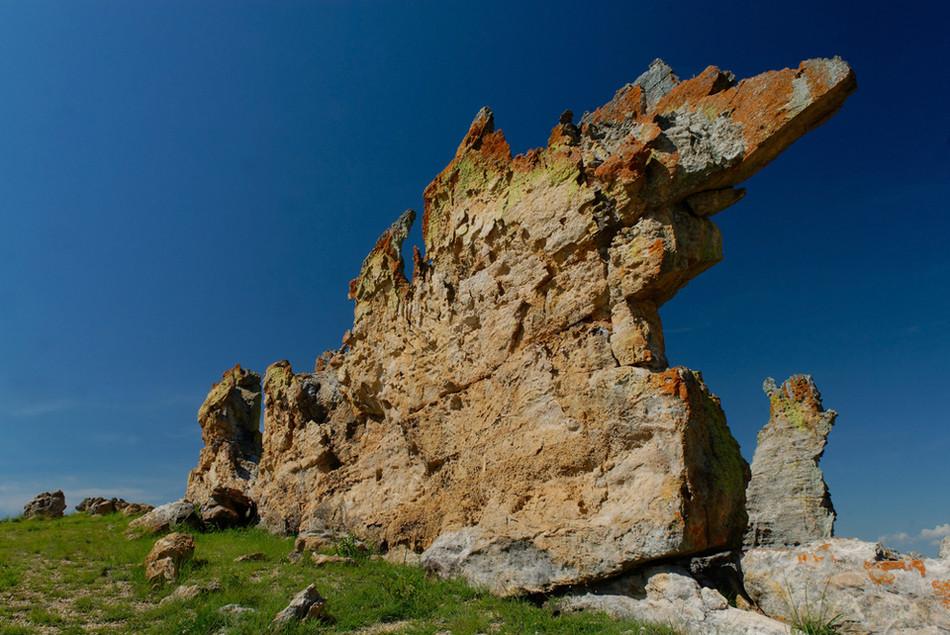 Национальный парк Изало, Мадагаскар геология, история с географией, красота, скалы