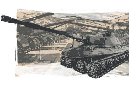 Советский танк-гигант: почему объект‑279 можно увидеть только в музее