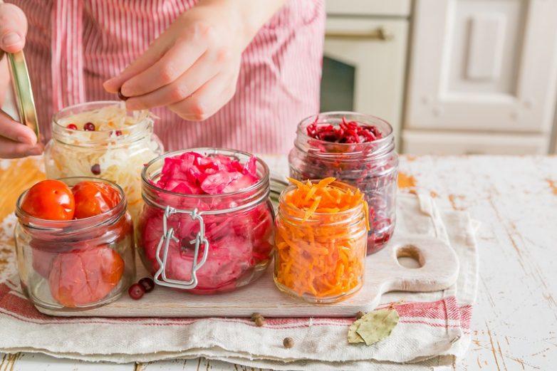 Полезные свойства ферментированных продуктов