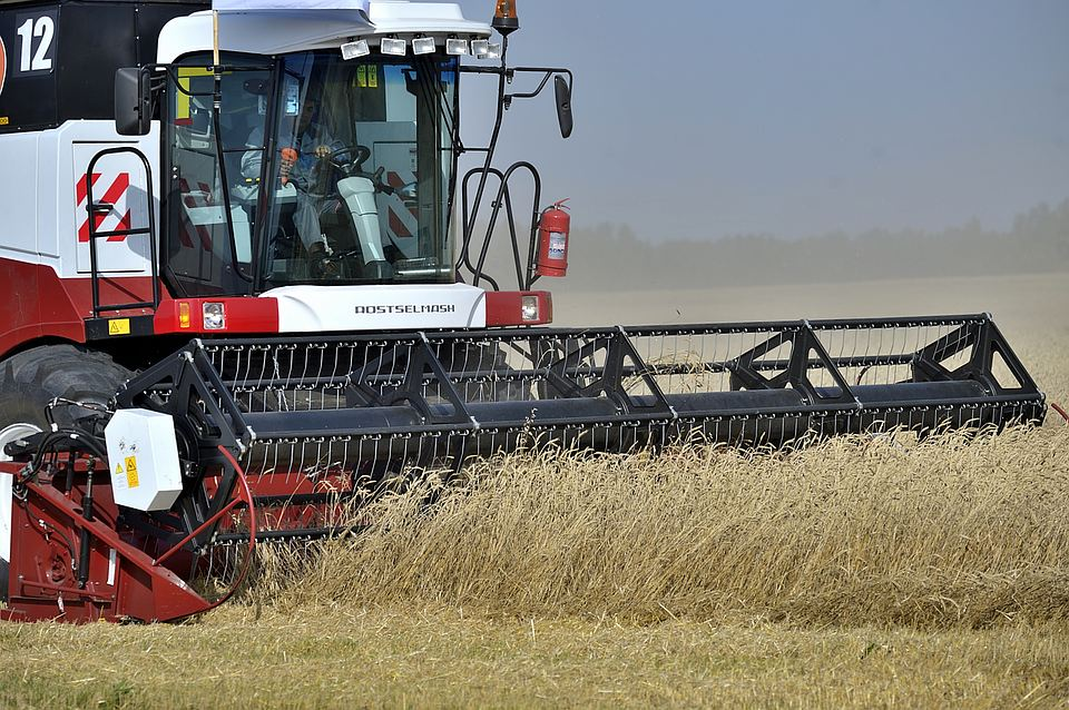 Минсельхоз России: на 27 ноября собрано 138,9 млн тонн зерна