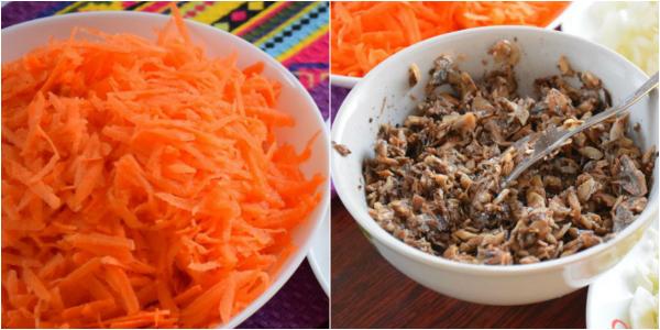 Какой простой но какой вкуснющий: сочетание продуктов в этом салате дает фантастический результат