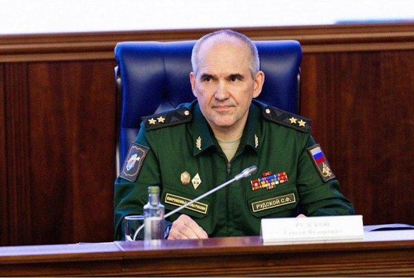 Представитель Генштаба РФ Сергей Рудской рассказал о ситуации в Сирии
