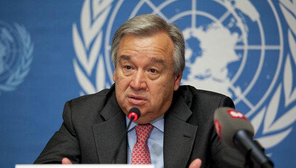 Новый генсек ООН Антониу Гуттериш: яркий социалист и спец по беженцам