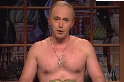 В Saturday Night Live спародировали обращение Путина к американской нации