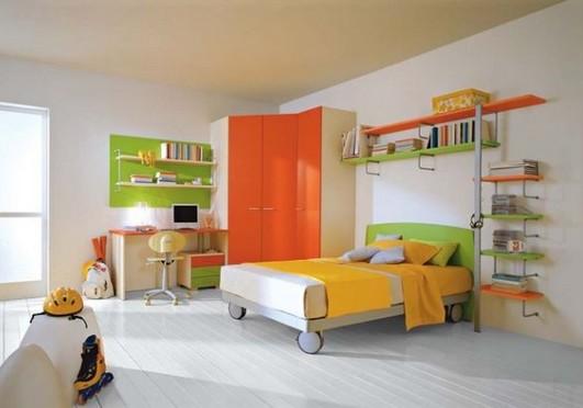 Красивая детская комната.Идеи декора интерьера