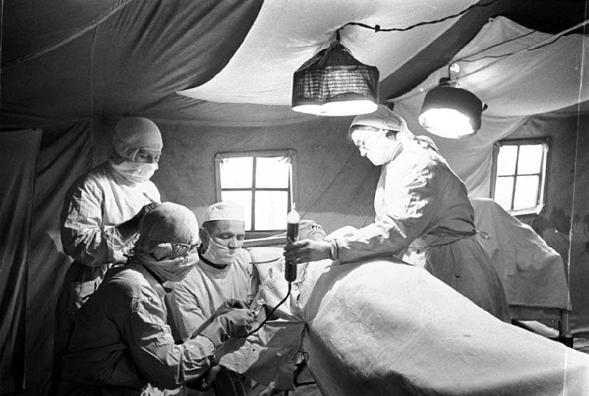Чудесный русский врач, или заключенный №97625