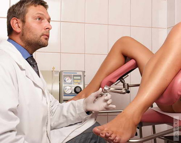 Визит к гинекологу, а времени то впритык!