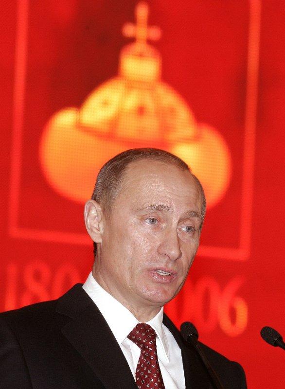 Поступили предложениея сделать В.В.Путина либо царем либо  пожизненным президентом.