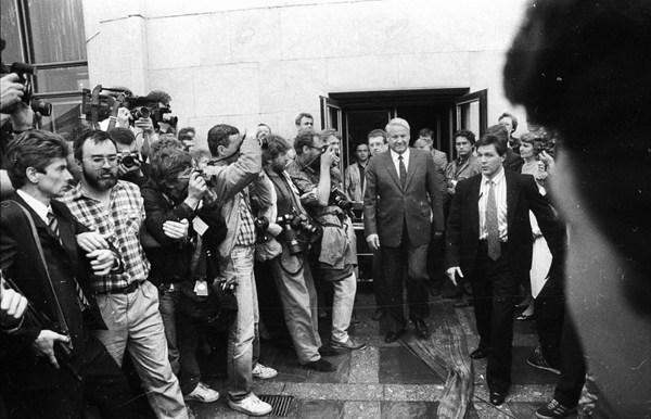 «Те три дня в августе» — как в 1991 году началось торжество беззакония