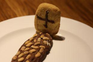 Всем по могиле! Страшное печенье для Хэллоуина