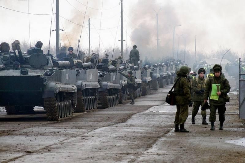 В Южном военном округе развернут две новые дивизии, а В Киеве заложили еще два катера в интересах украинских ВМС