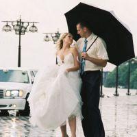 примета дождь на свадьбу