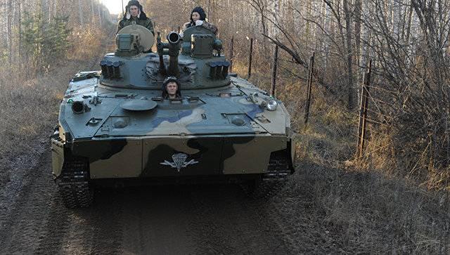 Российские десантники к 2020 году получат более 300 новых бронемашин
