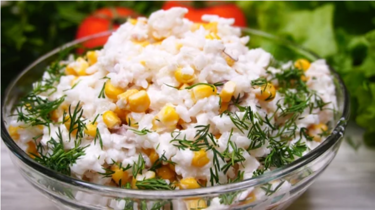 Салат «Пожалуйста добавки»