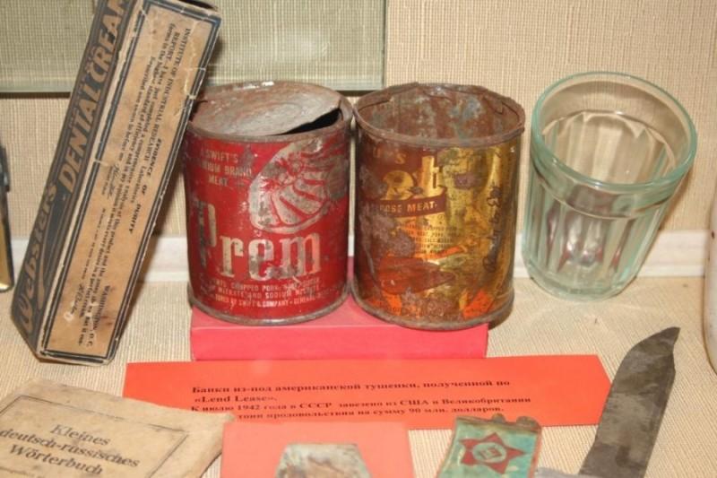 Тушенка победила в двух мировых войнах