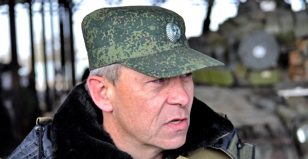 Боевики «АТО» продолжают укреплять свои позиции под ДНР