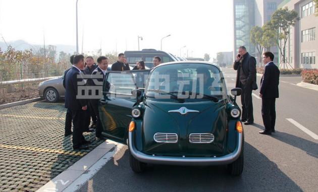 Самый необычный за всю свою историю BMW скопировали в Китае