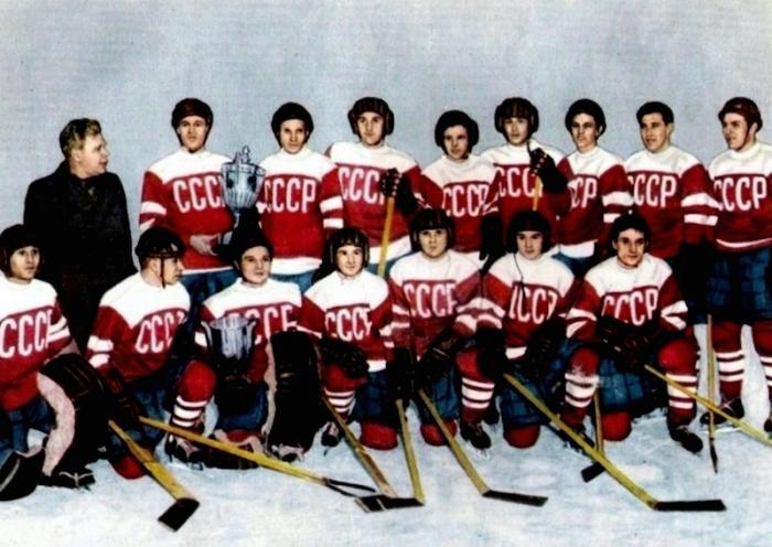 Как наши канадцев «сделали». 65 лет назад в Стокгольме начался отсчет больших хоккейных побед «красной машины»