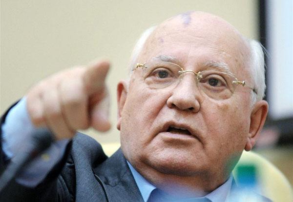 Горбачев призвал Путина и Трампа инициировать запрет ядерной войны