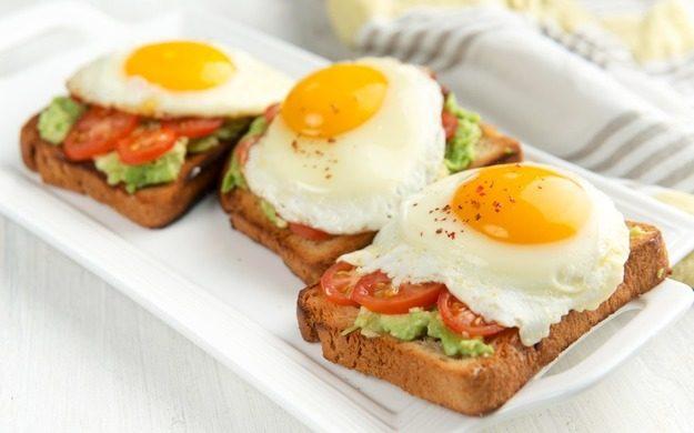 Вкусные рецепты для завтрака