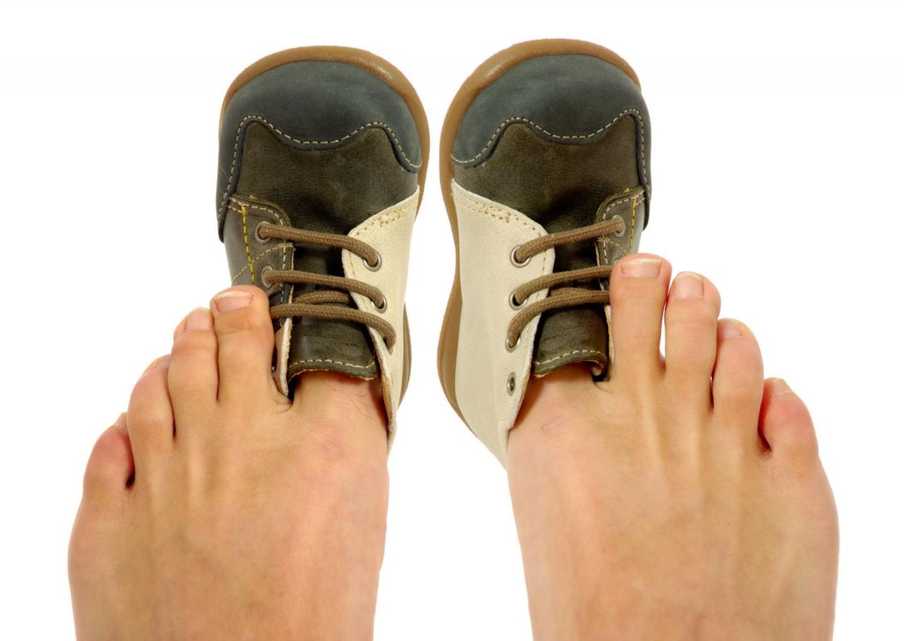 Как растянуть обувь в домашних условиях: увеличить на 70