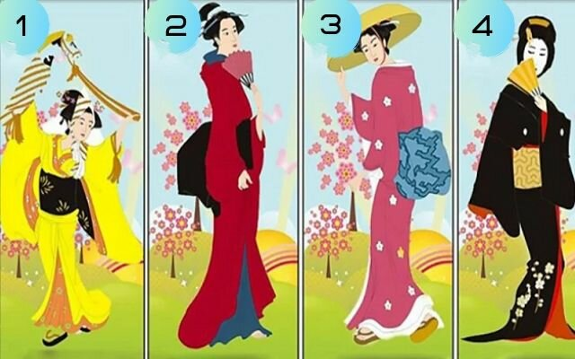 Японский тест: каким вас видят окружающие?