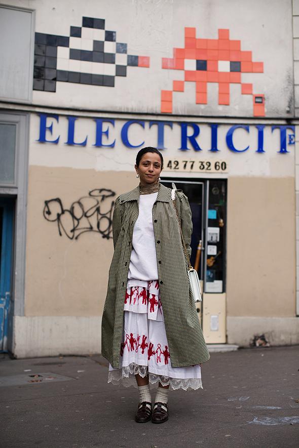 On the Street…Boulevard Beaumarchais, Paris