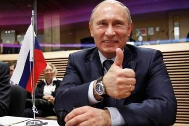 Путин невыносим